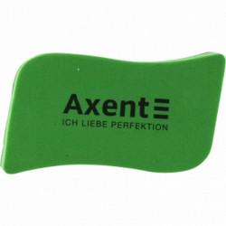 Губка для сухостираемой доски Wave Axent магнитная зеленая (9804-05-А)