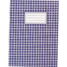 Книга канцелярская BuroMax А4 48 листов офсет в клетку (BM.2450)