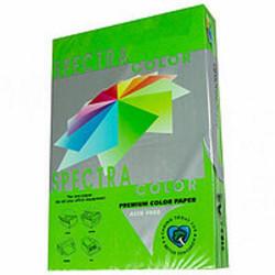 Бумага цветная офисная Spectra Color неоновая Green 321 А3 75 г/м2 500 листов зеленая (16.4438)