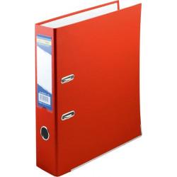 Папка-регистратор 7 см BuroMax А4 односторонняя цвет оранжевый (ВМ.3011-11с)