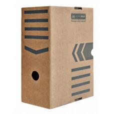 Папка-бокс для архивации BuroMax ширина 15 см крафт (BM.3262-34)