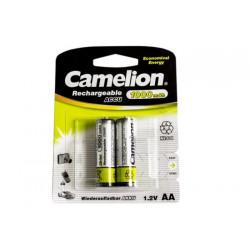 Аккумулятор Camelion AA 1000 mAh Ni-CD R6/2bl /в блистере 2 штуки/