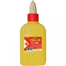 Клей ПВА KLERK 100 мл колпачок-дозатор (KL1210)