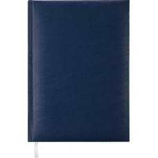 Ежедневник недатированный BuroMax EXPERT А5 синий (BM.2004-02)
