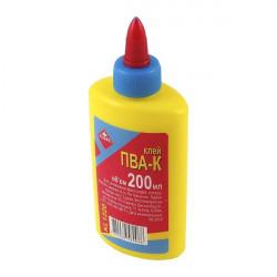 Клей ПВА KLERK 200 мл колпачок-дозатор (KL1220)