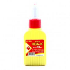 Клей ПВА KLERK 50 мл колпачок-дозатор (KL1205)