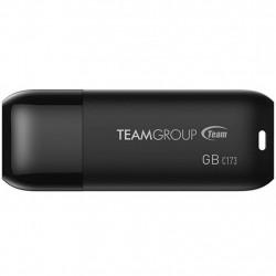 Флеш-память Team C173 Pearl Black 32Gb USB 2.0 корпус черный