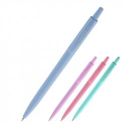 Ручка шариковая Axent Allegro Pastelini автоматическая 0,5 мм синяя (AB1041-02-A)