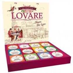 Чай LOVARE набор коллекция чаев Портфельчик