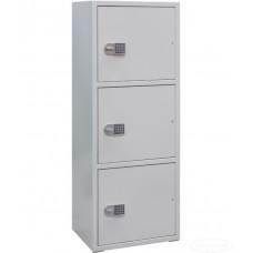 Бухгалтерский архивный шкаф (Сейф) для документов ШБС-12/3 EL электронный ключ