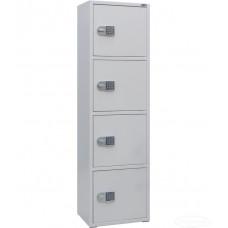 Бухгалтерский архивный шкаф (Сейф) для документов ШБС-16/4 EL электронный ключ