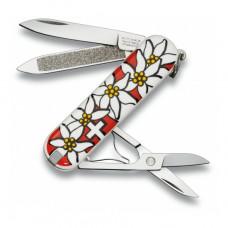 Нож Victorinox Classic Edelweiss 7 функций (0.6203.840)
