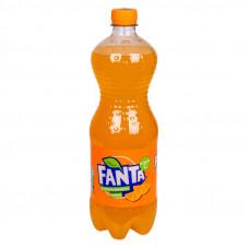 Напиток Fanta Orange безалкогольный сильногазированный ПЭТ 2 л