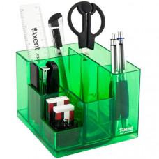 Набор настольный Cube Axent 9 предметов салатовый ( 2106-09-A)