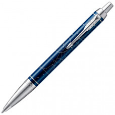 Ручка шариковая Parker IM 17 Premium SE Midnight Astral CT (25 132)