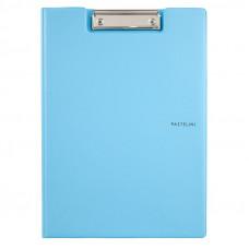 Папка-планшет (Папка клипборд) A4 Pastelini Axent голубой (2514-22-A)