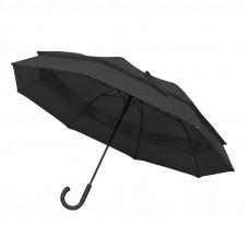 Большой зонт-трость полуатомат FAMILY (45300)