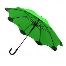 Зонт-трость полуатомат BLANTIER, с защитными наконечниками (45400)