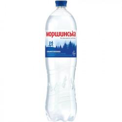 Вода Моршинская минеральная сильногазированная ПЭТ 1,5 л