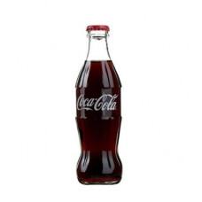 Напиток Coca-Cola безалкогольный сильногазированный  /стекло/ 0,25 л