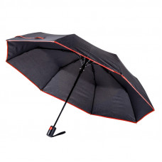 Складной полуавтоматический зонт Bergamo (70400)