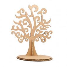 Дерево пожеланий из гофрокартона