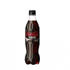 Напиток Coca-Cola Zero безалкогольный сильногазированный ПЭТ 0,5 л