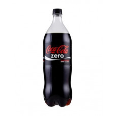 Напиток Coca-Cola Zero безалкогольный сильногазированный ПЭТ 1 л