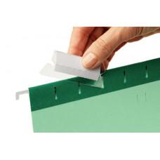 Ярлычки для подвесных файлов (папок) для картотеки ESSELTE /упак. 25 шт/ (94514)