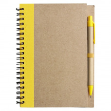 Блокнот ЭКО с ручкой(95271506)
