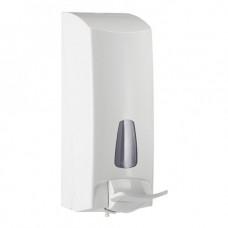 Дозатор жидкого мыла 1 л HOSPITAL Mar Plast (A85501)