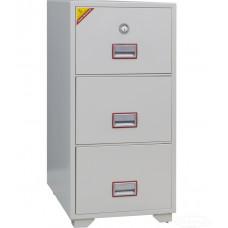 Огнестойкая картотека DFC3000К 1124х528х675 мм