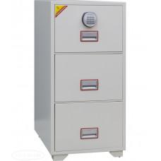 Огнестойкая картотека DFC3000E 1124х528х675 мм