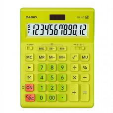 Калькулятор Casio 12 разрядный зеленый 155х209х34.5 мм (GR-12C-GN-W-EP)