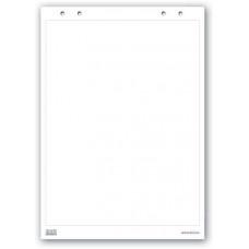 Бумага для флипчарта 2x3 70г/м2 30 л. А1 чистый (B02/M)