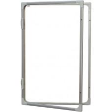 Доска витрина маркерная 60x90 см 2x3 (GS296)