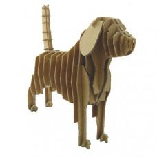 Конструктор Собака из гофрокартона (x00386)