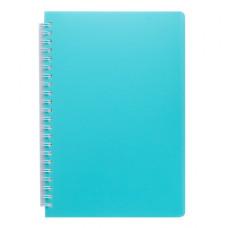 Блокнот Fresh BuroMax А5 60л чистый бирюзовый (BM.24554056-06)