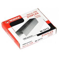 Скоба для степлера Norma №23/13 1000 шт (4769)