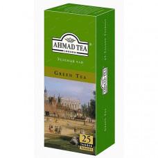 Чай Ahmad tea зеленый Китайский  25 пакетиков