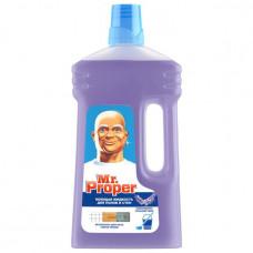 Моющее средство для уборки Mr. Proper Лаванда 1000 мл универсальное