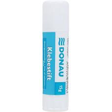 Клей-карандаш DONAU 15 г (6603001PL-09)