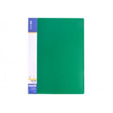 Папка-скоросшиватель Economix А4 Clip A Light пластиковая цвет зеленый (E31207-04)
