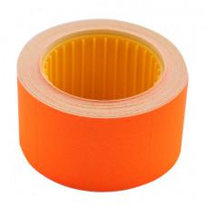 Ценник Buromax 30х20 мм 300 шт в рулоне оранжевый (BM.282104-11)