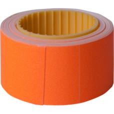 Ценник Buromax 30х40 мм 150 шт в рулоне оранжевый (BM.282113-11)