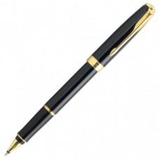 Ручка роллер Parker Sonnet Laque Black RB (85 822)