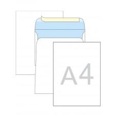 Конверт почтовый С4 /229х324 мм/ СКЛ офсет 100 штук (4040)