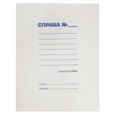 Скоросшиватель картонный А4 JOBMAX 0,3 мм (BM.3336)