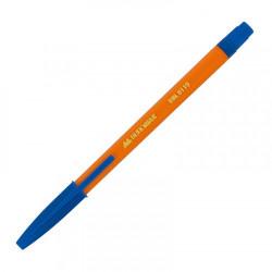 Ручка шариковая BuroMax SUN 0,7 мм синяя (BM.8119-01)