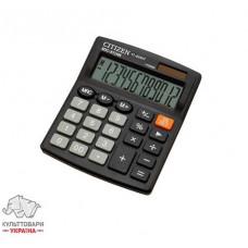Калькулятор Citizen SDC-812NR BK 12 разрядов